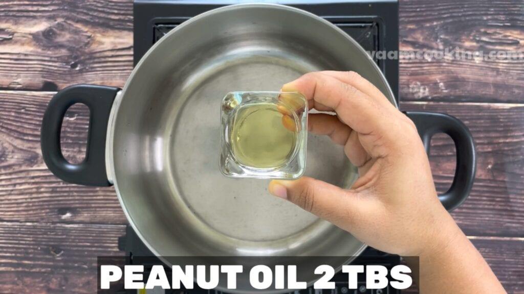 Vegetarian-Thai-red-curry-recipe-peanut-oil