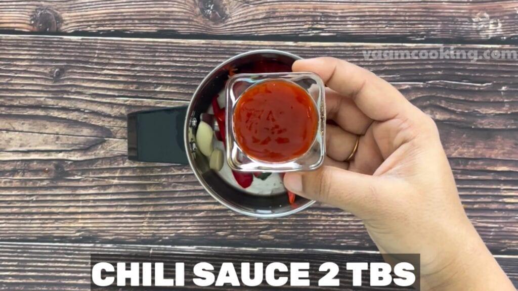 Vegetarian-Thai-red-curry-paste-recipe-chili-sauce