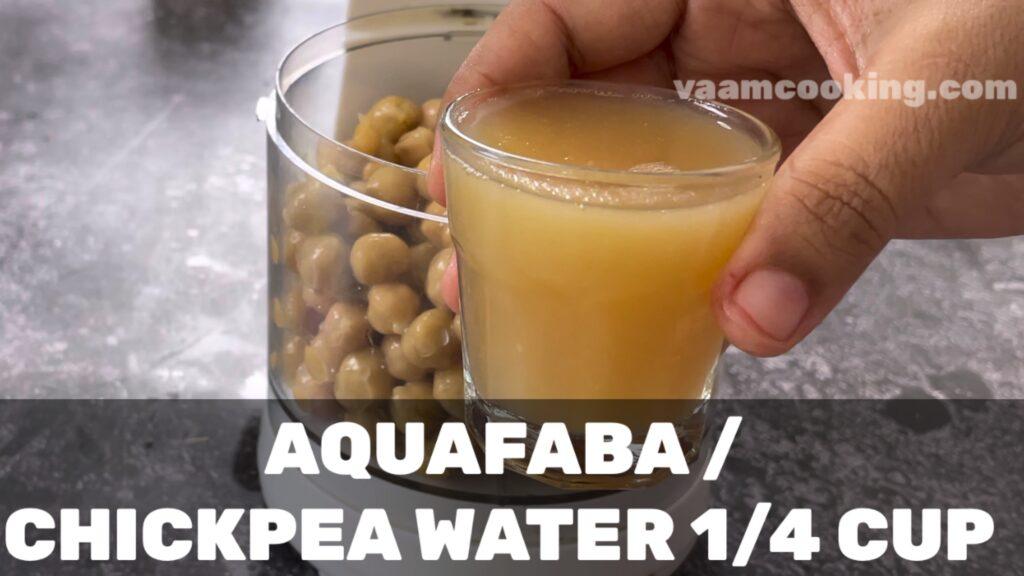 hummus without tahini aquafaba