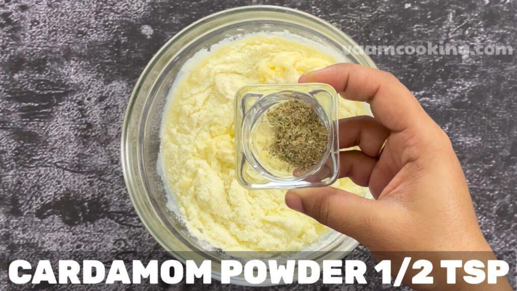 instant peda- cardamom powder